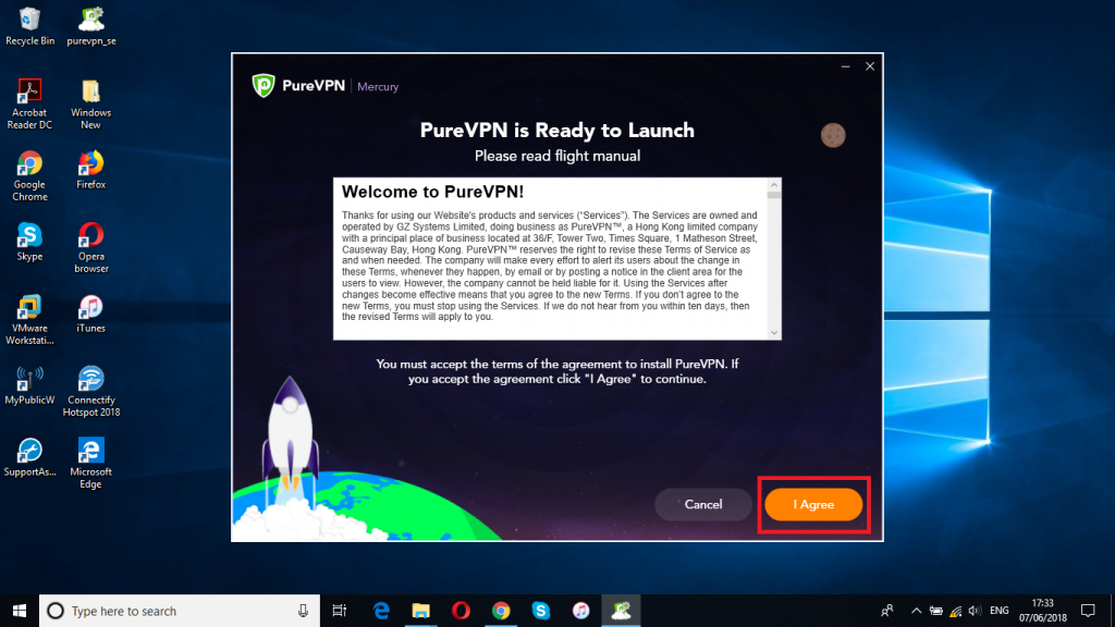 How to set up and use PureVPN on Windows 02