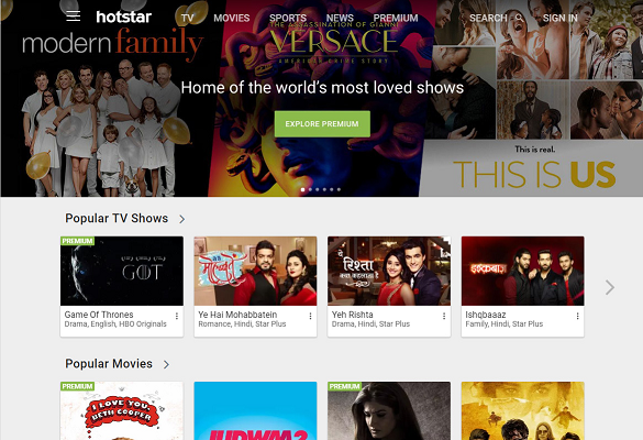 How to Watch Hotstar in Canada 06