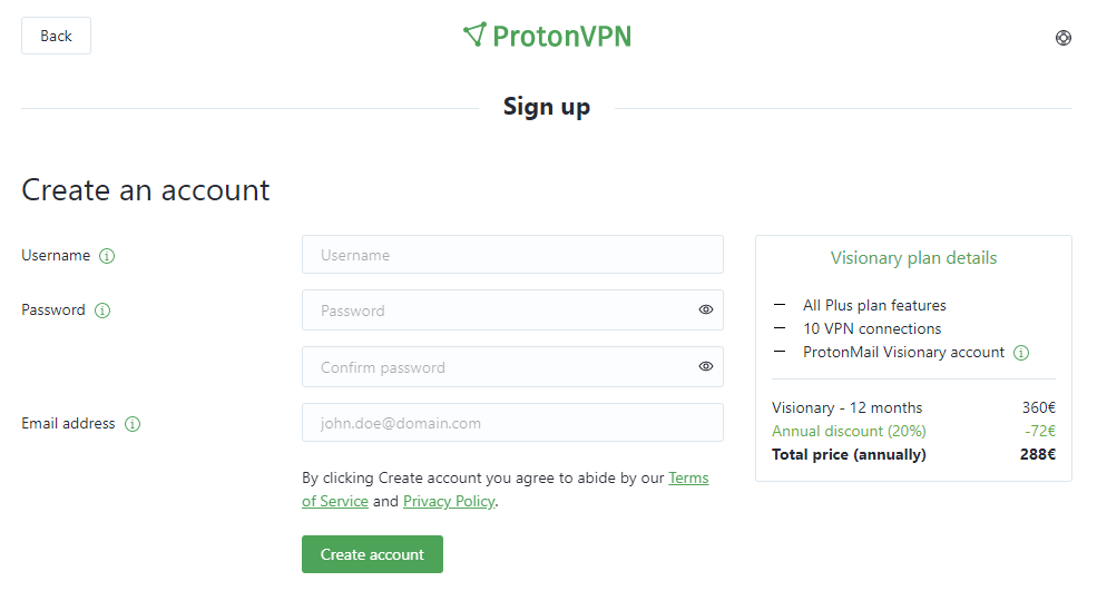 How to Watch Netflix Using ProtonVPN 03