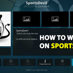 How to Watch PPV on Sportsdevil [Jan 2021]