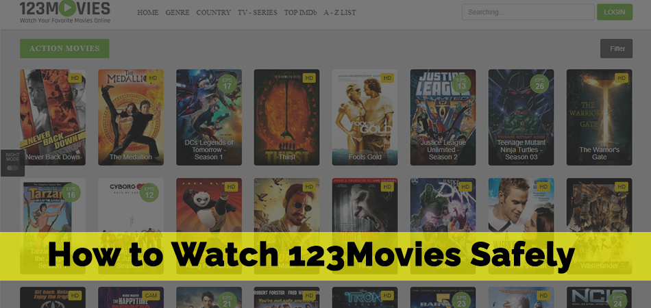 How to Watch 123movies Safely
