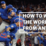 How to Watch the World Series From Anywhere With a VPN