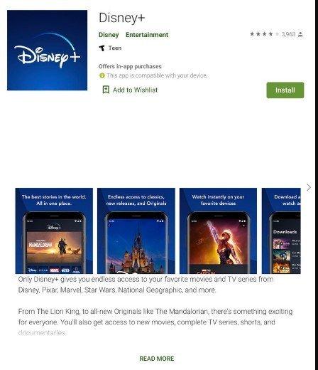 Unblock Disney+