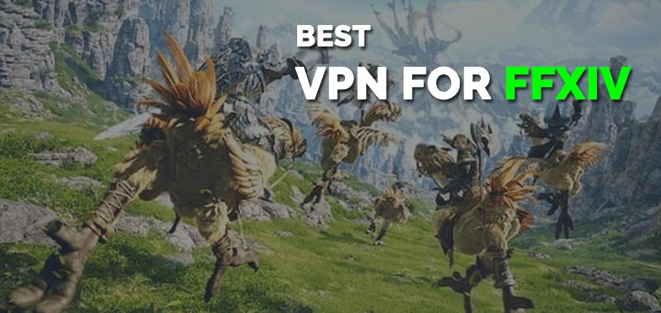 Best VPN For FFXiv