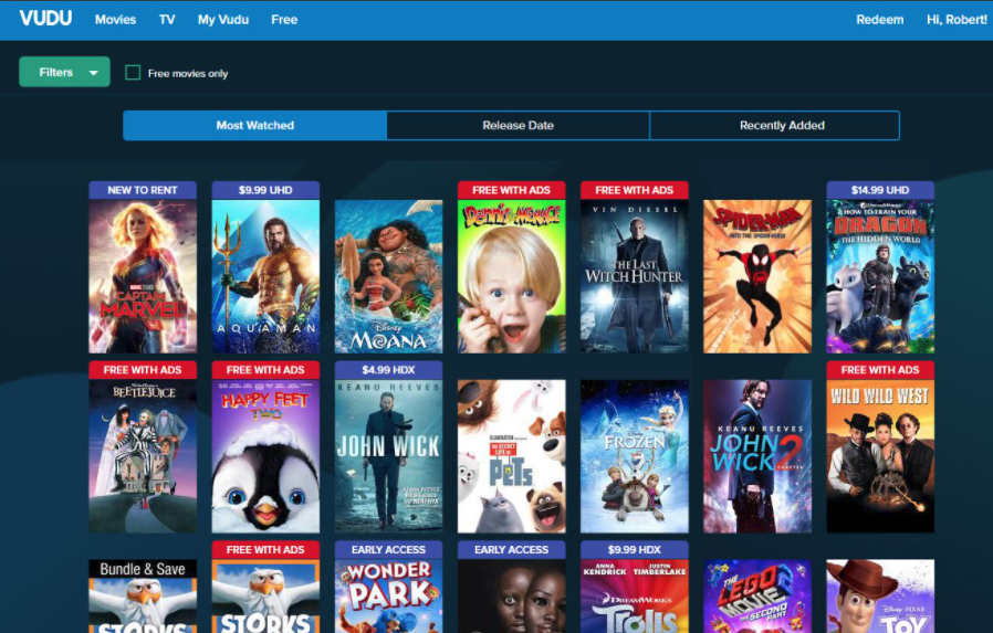 How to Watch Vudu in Canada