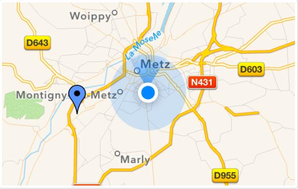 Method 4 : Location by GPS Module