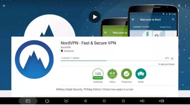 Reinstall the NordVPN App