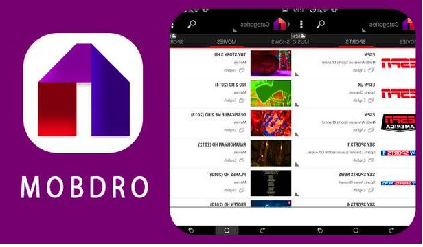 About Mobdro