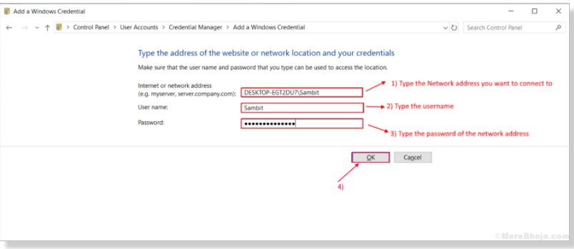 Configuration Problems in Access Credentials