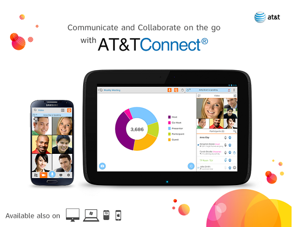 Connect with At & t