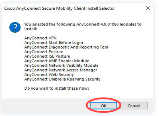 How To Use Cisco Anyconnect VPN Client On Windows