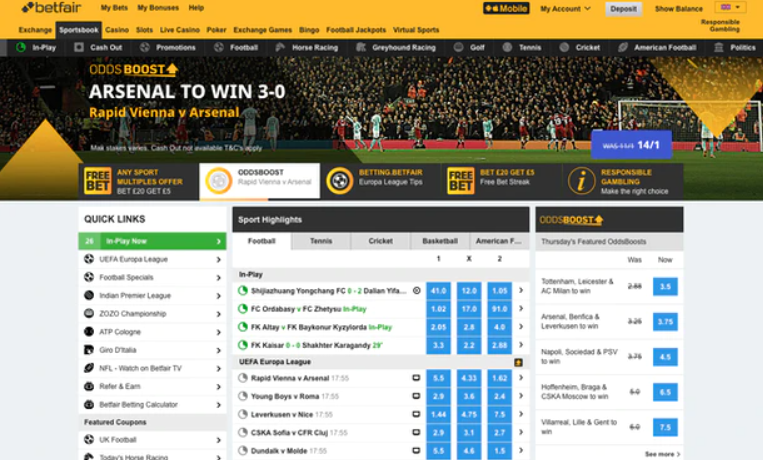 How You Can Use A VPN To Access Betfair?