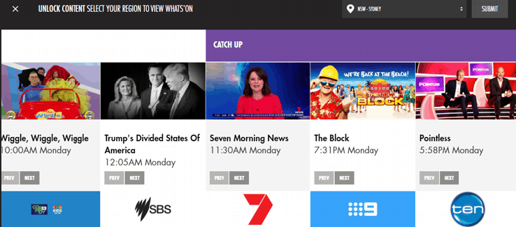 Why Can't I Watch Australian TV in the US?